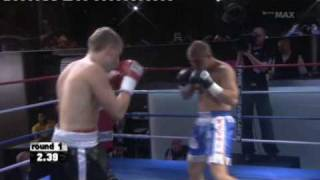 Niko Jokinen vs Ruslans Pojonisevs PART 1 (1/3)