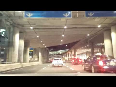 Driving to Toronto Pearson International Airport (YYZ)