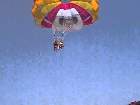 Pascha Bay parasailing F&M