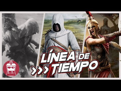 Lnea de Tiempo: Assassin's Creed | AtomiK.O. #97