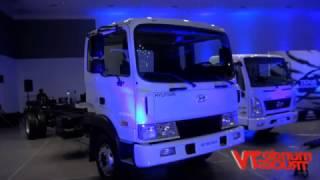 Hyundai present sus nuevos Camiones HD160 MAX y EX10 смотреть