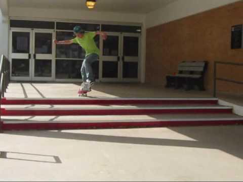 Vickers Elementary school skate sesh
