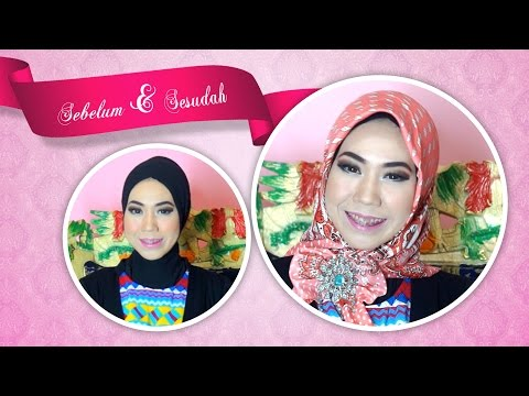 Tutorial For Square Hijabs