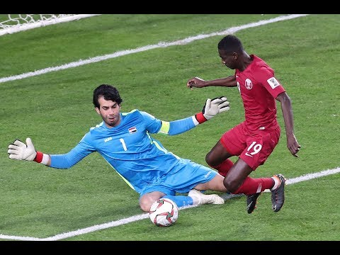 Highlights: Qatar 1-0 Iraq (AFC Asian Cup UAE 2019: Round of 16)