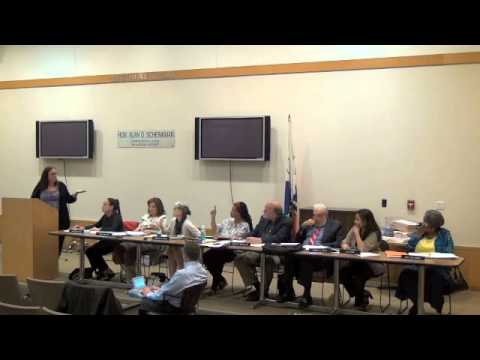 2014 Westchester County Rent Guidelines Board Hearing, White Plains, NY
