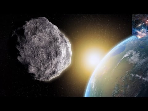 Giant asteroid: 650-meter 2014 JO25 asteroid is going to fly by Earth on April 19 - TomoNews