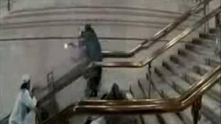 Los intocables - Escena de la Escalera