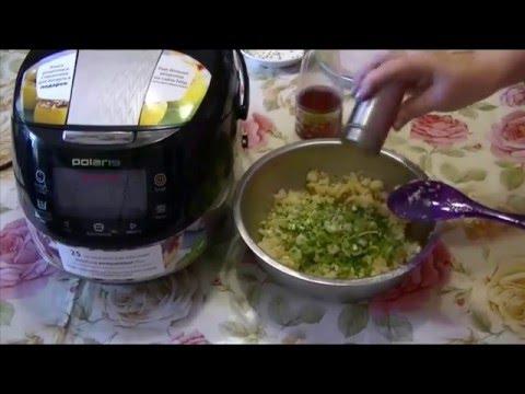 Как приготовить цветную капусту в мультиварке поларис