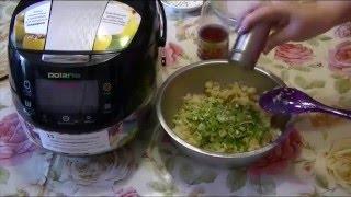 Домашние видео рецепты - жаренная цветная капуста в мультиварке