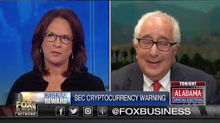 Ben Stein gets involved in the Bitcoin mania conversation!