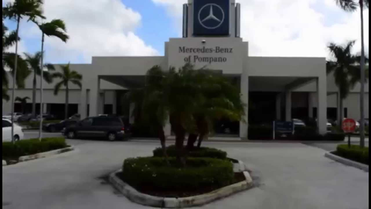 Introduction to mercedes benz of pompano youtube for Mercedes benz of pompano