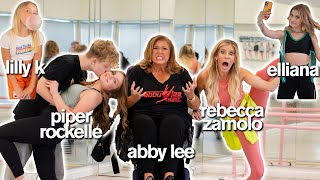 ABBY LEE HAS TO BE NICE FOR 24 HOURS / ft. Lilly, Ellie, Piper and Rebecca Zamolo