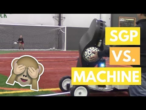 machine soccer