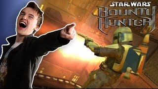 Game REVIEW ✯Star Wars: Bounty Hunter✯