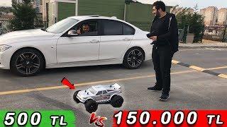 500 TL RC ARABA vs 150.000 TL ARABA! (TOFAŞ ŞAHİN VE MURAT 131 İÇERİR)