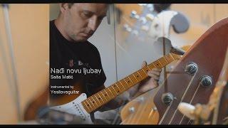 Nađi novu ljubav - Saša Matić - instrumetal cover