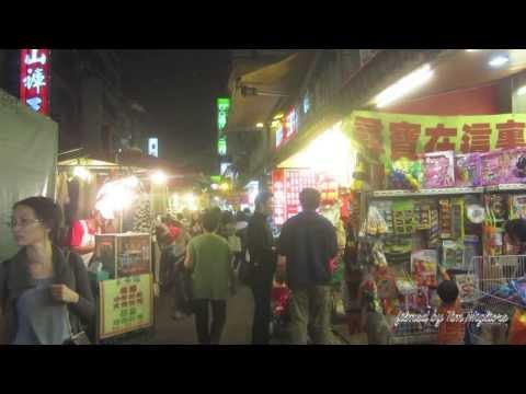 The Night Markets of Taipei, Taiwan
