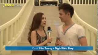 Nhac Viet Nam | Yến Trang DVD Gala Nhạc Việt Số 2 Phần 3 Tập luyện | Yen Trang DVD Gala Nhac Viet So 2 Phan 3 Tap luyen