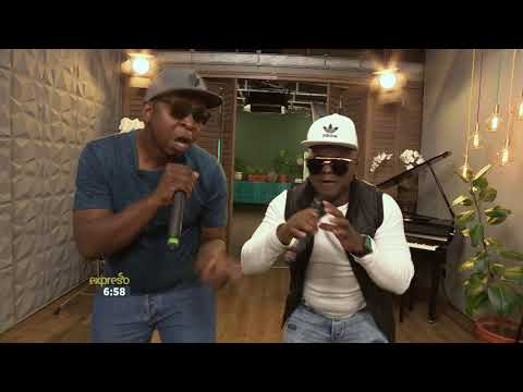 Double Trouble performs 'Matome'