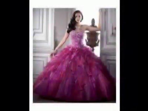 bfff2d39e Fotos de Vestidos de 15 Años - YouTube