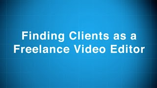 Freelance Video Editor Hourly Rate | How To Work Out Your ...