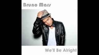 Cover images Bruno Mars - We'll Be Alright (Official Audio Video) [HD]