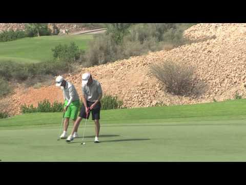 2015 MENA Golf Tour's Muscat Hills GOLF CITIZEN Championship (Arabic)