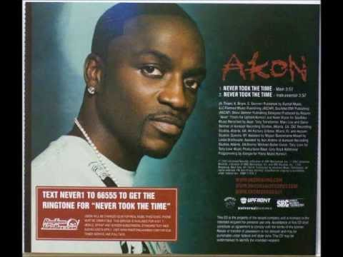 Akon Never Took The Time (INSTRUMENTAL)