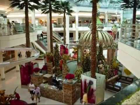 Gardens Mall Christmas Decorations Palm Beach Gardens