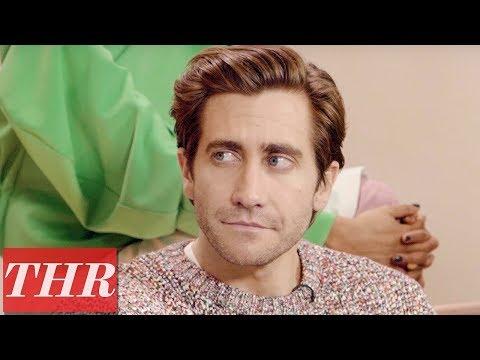"Jake Gyllenhaal Hilariously Correct's Dan Gilroy's ""Melancholy"" Pronunciation   Sundance"
