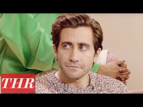 "Jake Gyllenhaal Hilariously Correct's Dan Gilroy's ""Melancholy"" Pronunciation | Sundance"
