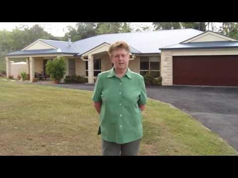 Morcraft Homes client testimonial- acreage home- the Burmuda design
