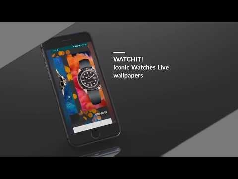 Luxury Watches Live for PC (free version) download for PC