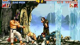 Arcade Longplay [195] The King of Fighters 95