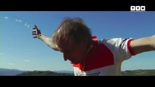 Michel Houellebecq in Near Death Experience – The poetry film by Gustave Kervern and Benoît Delépine