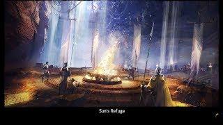 Find Anime guild wars 2 sun's refuge