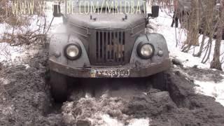4Х4 УАЗ-469 & ГАЗ-69 & WINGLE-5 Знатная покатуха!!!