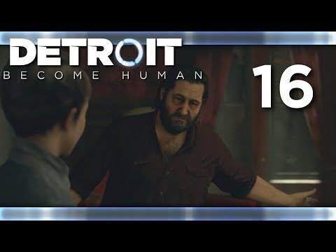 Detroit: Become Human ITA16 Zlatko