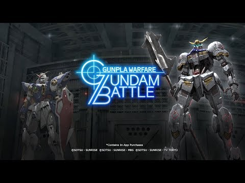 GUNDAM BATTLE: GUNPLA WARFARE