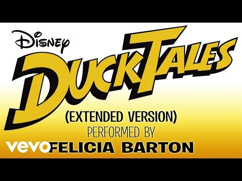 Felicia Barton  DuckTales From DuckTalesExtended VersionAudio Only