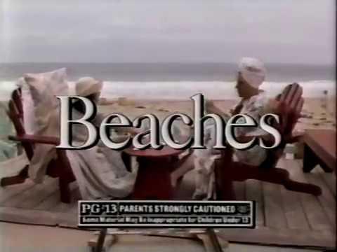 Beaches (1988) TV Spot