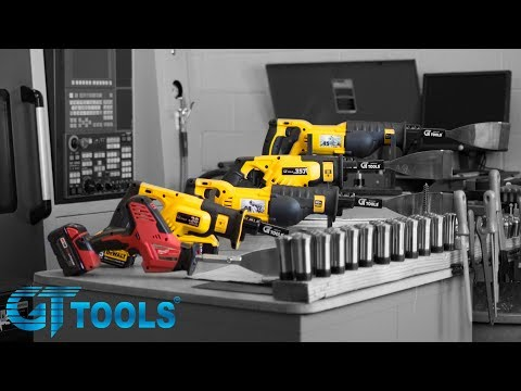 The Best Reciprocating Auto Glass Windshield Removal Tools - GT Tools®
