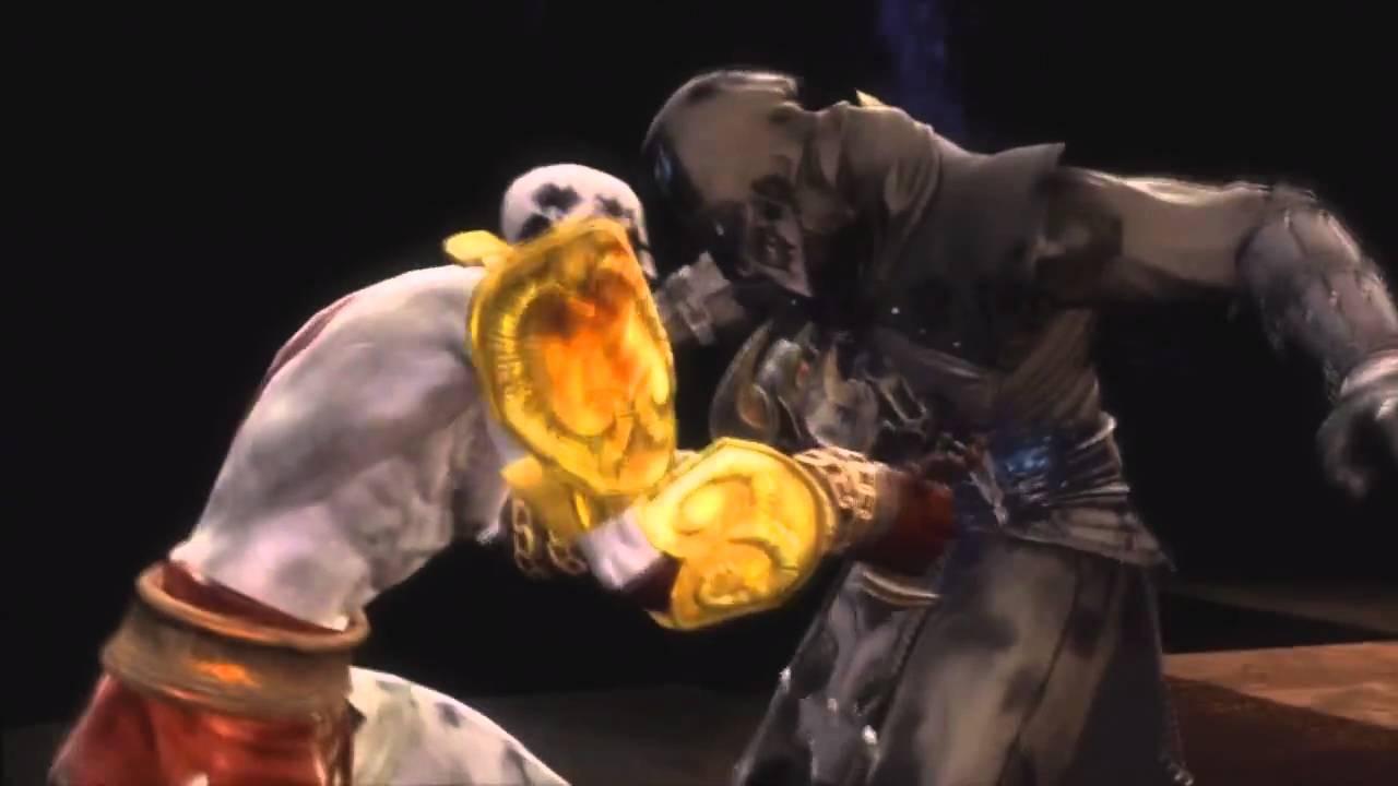 Mortal Kombat 9 Kratos Fatality   Pics   Download  