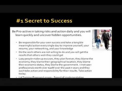 Free Hedge Fund Career Webinar 90+ minutes of advice