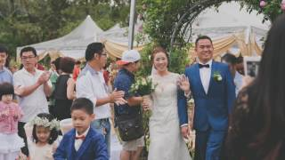 Duncan & Joanne # Garden Wedding in Cameron Highlands Malaysia
