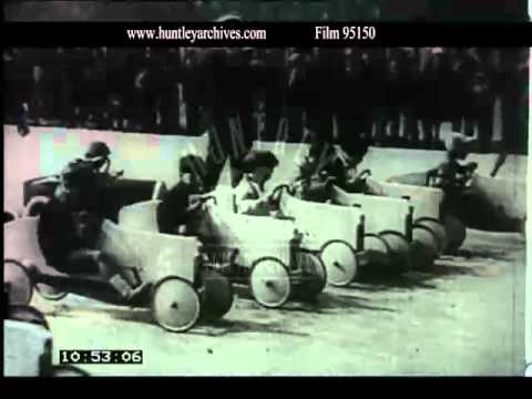 Sport and Leisure in Berlin, 1927 - Film 95150