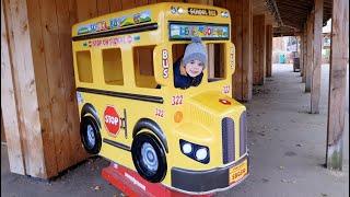 Wheels on the Bus *  Nursery Rhymes For Kids
