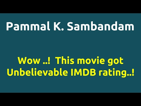 Pammal K. Sambandam |2002 movie |IMDB Rating |Review | Complete report | Story | Cast