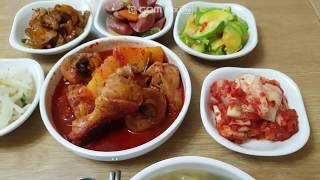 천호역 맛집 성내동 맛있는 밥집 금마루 백반 2019년…
