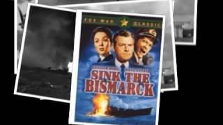 Clifton Parker - Sink the Bismark (1960): Main Theme